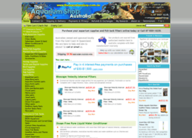 Theaquariumshop.com.au thumbnail