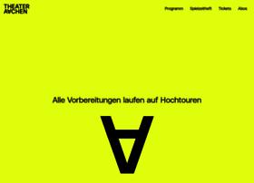 Theateraachen.de thumbnail
