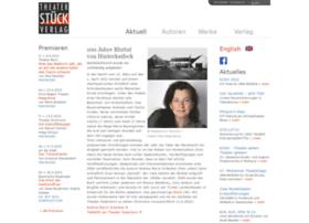 Theaterstueckverlag.de thumbnail