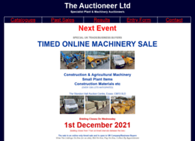Theauctioneer.co.uk thumbnail