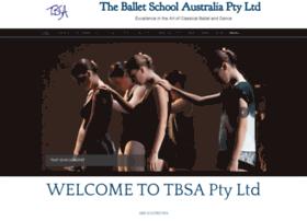 Theballetschoolaustralia.net thumbnail