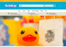 Thebathlab.net thumbnail