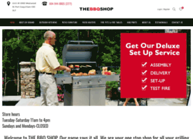 Thebbqshop.com thumbnail