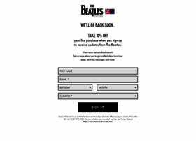 Thebeatlesonline.co.uk thumbnail