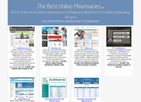 Thebestonlinepharmacies.net thumbnail