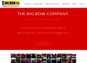 Thebigbowcompany.co.uk thumbnail