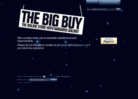 Thebigbuy.co.uk thumbnail