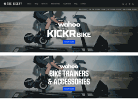 Thebikery.bike thumbnail