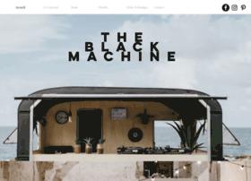 Theblackmachine.fr thumbnail