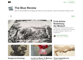 Thebluereview.net thumbnail