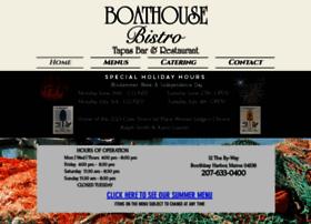 Theboathousebistro.net thumbnail
