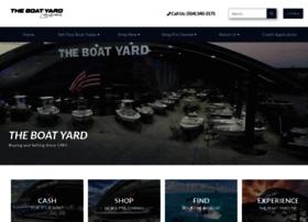 Theboatyardinc.com thumbnail