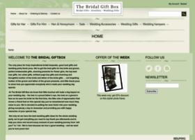 Thebridalgiftbox.co.uk thumbnail