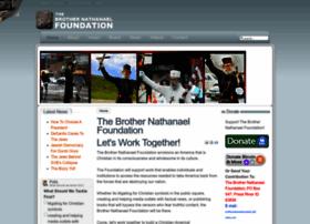 Thebrothernathanaelfoundation.org thumbnail