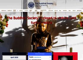 Thebuddhistsociety.org thumbnail