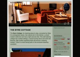 Thebyrecottage.co.uk thumbnail