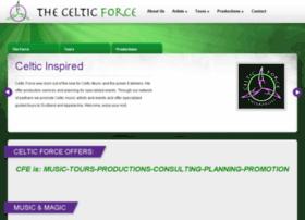 Thecelticforce.com thumbnail