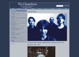 At Wi The Chameleons Home Is Where