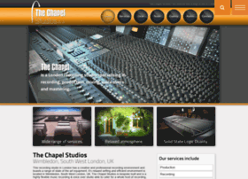 Thechapelstudios.co.uk thumbnail
