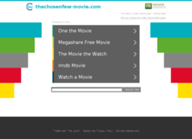 Thechosenfew-movie.com thumbnail