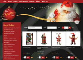 Thechristmashut.co.nz thumbnail