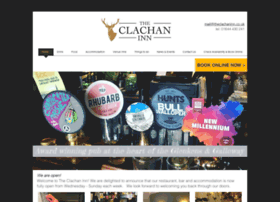 Theclachaninn.co.uk thumbnail