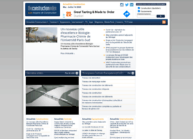 Theconstructionindex.fr thumbnail