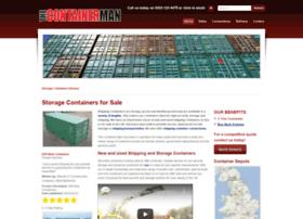 Thecontainerman.co.uk thumbnail