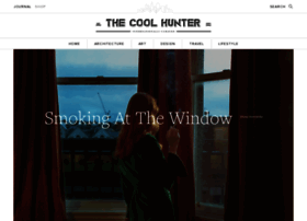 Thecoolhunter.net thumbnail