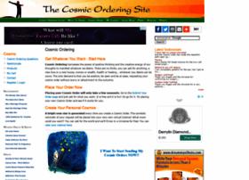 Thecosmicorderingsite.com thumbnail