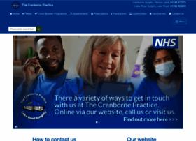 Thecranbornepractice.co.uk thumbnail