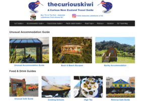 Thecuriouskiwi.co.nz thumbnail