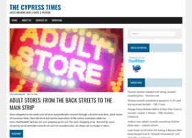 Thecypresstimes.com thumbnail
