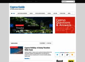 Thecyprusguide.net thumbnail