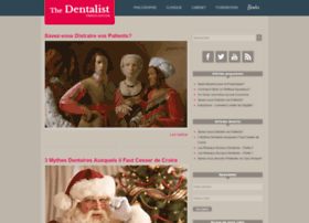 Thedentalist.fr thumbnail