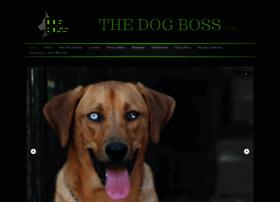 Thedogboss.net thumbnail