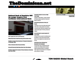 Thedominican.net thumbnail