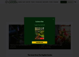 Theenglishgarden.co.uk thumbnail