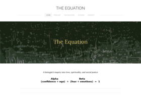 Theequation.info thumbnail