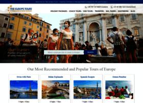 Theeuropetours.com thumbnail