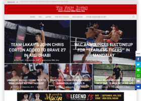 Thefightnation.com thumbnail