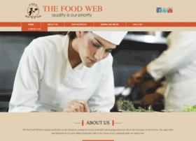Thefoodweb.in thumbnail