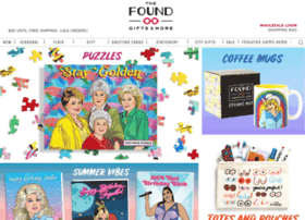 Thefound.com thumbnail
