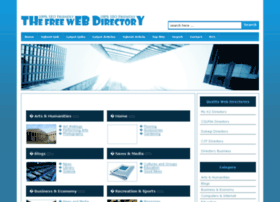 Thefreewebdirectory.info thumbnail