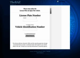 Theftaz.azag.gov thumbnail