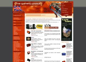 Thegamerschoice.net thumbnail