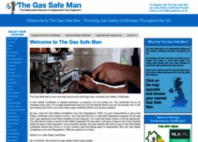 Thegassafeman.co.uk thumbnail