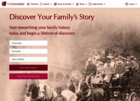 Thegenealogist.co.uk thumbnail