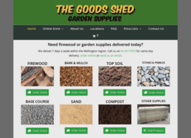 Thegoodsshed.co.nz thumbnail