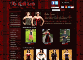 Thegothcode.co.uk thumbnail
